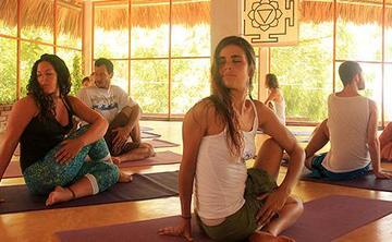 Hridaya Yoga Retreat: Module 1