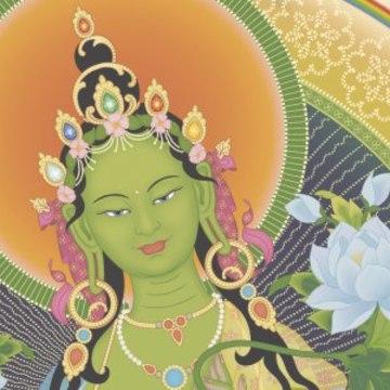 Goddess Tara Retreat in Canada