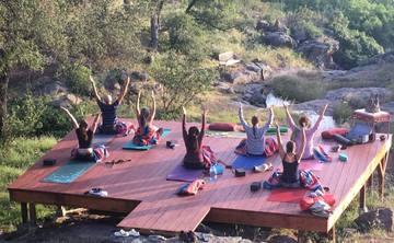 """Into the Sacred""  Yoga & MeditationRetreat"