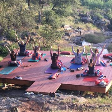 """Into the Sacred""  Yoga & MeditationRetreat"