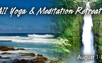 Hawaii Yoga and Meditation Retreat