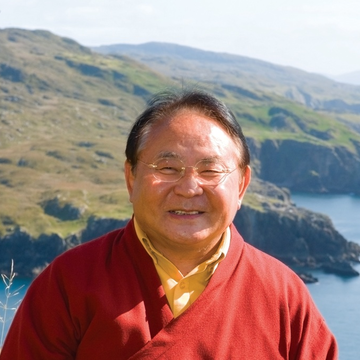 Sogyal Rinpoche Summer Retreat 2017