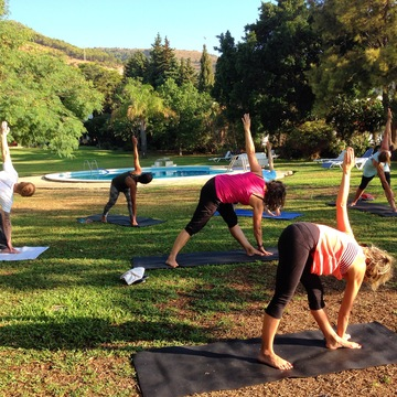4 Days Energetic Yoga Retreat in Malaga