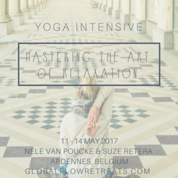 Yoga Intensive - Ardennes - Mastering the Art of Relaxation