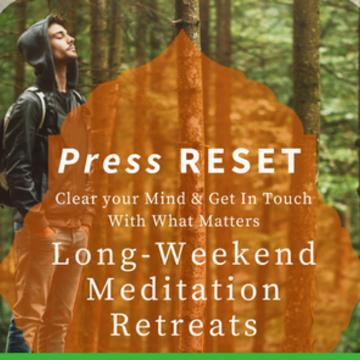 Weekend Retreat: Press Reset