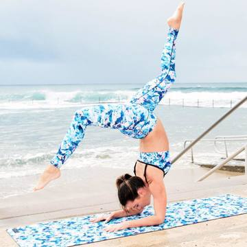 Nikki Ayres ~ Yoga Instructor & Health Coach