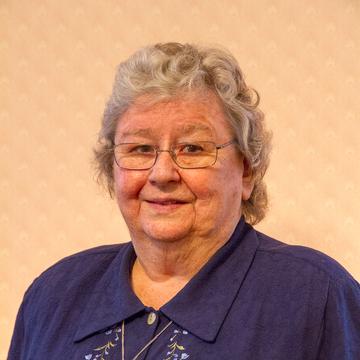 Sr. Ann Marie Walsh, fcJ