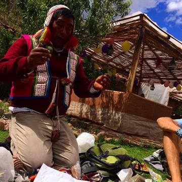 ANDEAN SCHOOL OF YOGA - TEACHER TRAINING RETREAT 200 H (RYT)