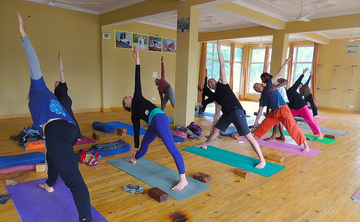 300 Hour Advance Yoga Teacher Training in Rishikesh