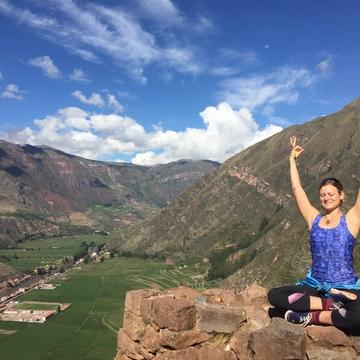 Earth's Energy Vibrations Idaho Wilderness Yoga Expoloration