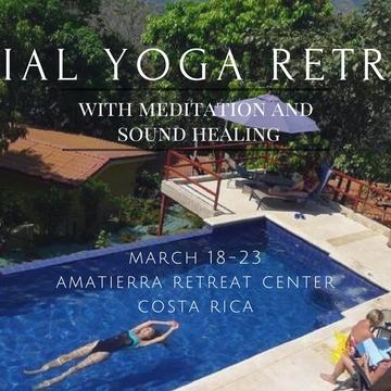 Aerial Yoga and Meditation Retreat