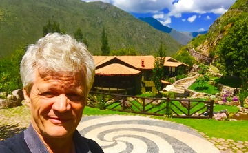 Ayahuasca July Retreat with Tobias Lars