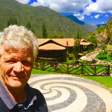 Ayahuasca July Retreat with Tobias Lars
