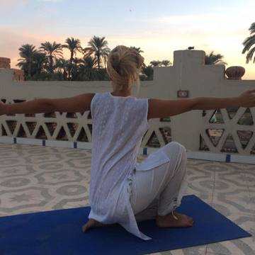 28 Day Egyptian Yoga Teacher Training