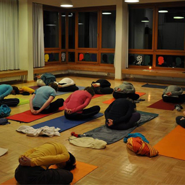 Avatar Yoga School