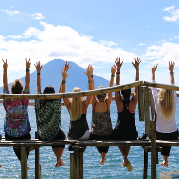 Women's Sacred Expression Luxury Retreat -  Lake Atitlan, Guatemala