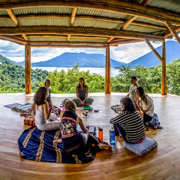 Women's Sacred Expression Retreat - Lake Atitlan, Guatemala