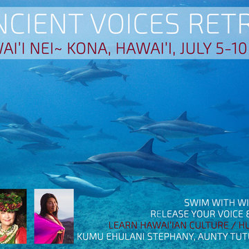 Ancient Voices Hawai'i Nei