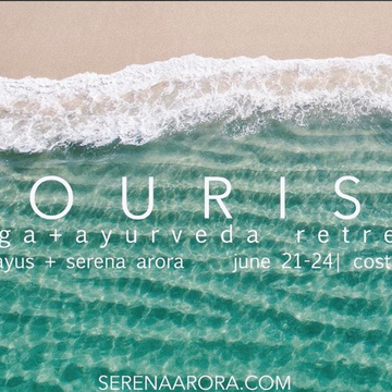 N O U R I S H  -  A Yoga & Ayurveda Retreat