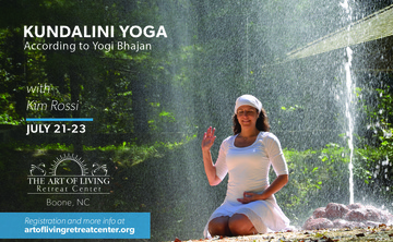 A Weekend of Kundalini Yoga