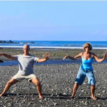Tai Chi in Costa Rica Retreat