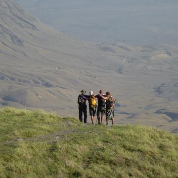 Walk the Rhythm of the Earth - Mensafari