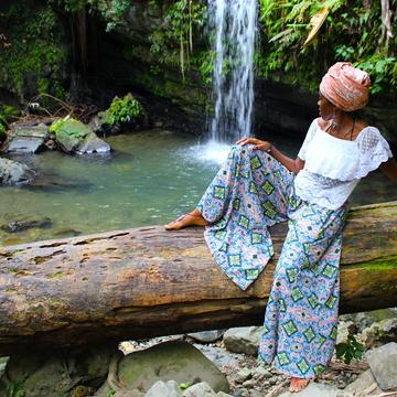 Dos Aguas Healing Waters Womb Wellness Retreat, Northeast Puerto Rico
