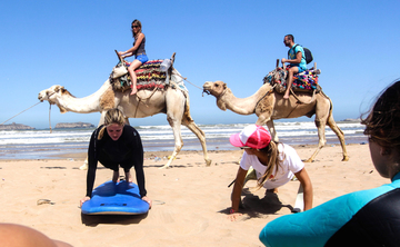 Surf & Yoga Retreat Morocco