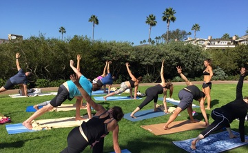 Mind Body Strong Surf * Fitness * Yoga Retreat
