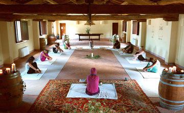 5 days | Shamanic Yoga Retreat | Nurturing the Heart | Tuscany (Italy)