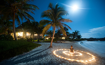 Beachfront Yoga Retreat at Maya Tulum Mexico