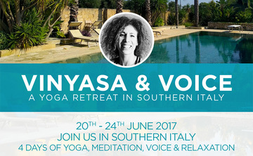 Vinyasa and Voice Retreat