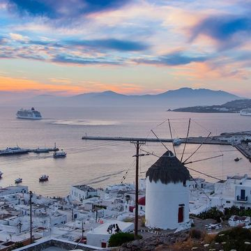 Luxury Mykonos Ayahuasca Retreat (July 2017)