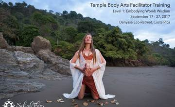 Temple Body Arts Teacher Training
