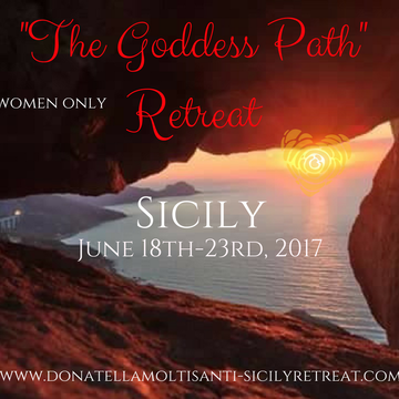 """The Goddess Path"" A Retreat to Revive and Embrace the True Nature of the Feminine~Women Only"