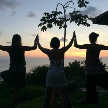 Reiki & Yoga Rainforest Retreat with Cole Hooley