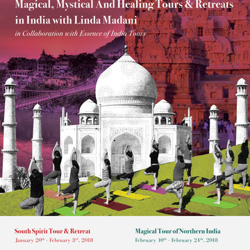 Southern Spirit Tour & Retreat in India