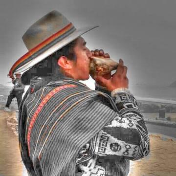Yatiri (Aymara Healer) Tupak Wayra Runa