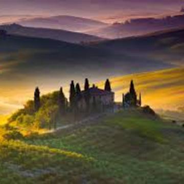 Yoga retreat Tuscany (Nov 2017)