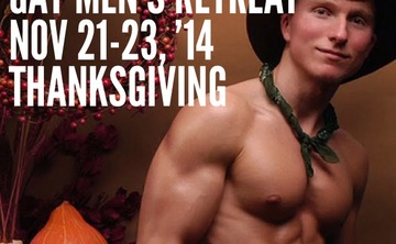 California Gay Men's Fall Retreat