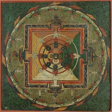 Vajrayana: The Mandala Principle