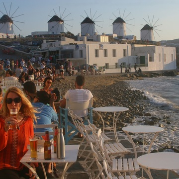 Goddess Pilgrimage to the Island of Miracles — Tinos & Delos Greece