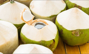 21 day Coconut water detox fast with medicinal plants from the Amazon