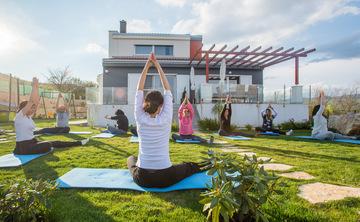 8 Day Luxury Transforming Yoga Retreat in Dalmatia, Croatia
