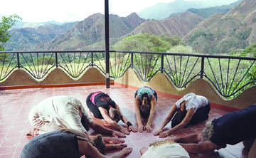 250 hr Classical Tantric Hatha Yoga Teacher Training – Ecuador