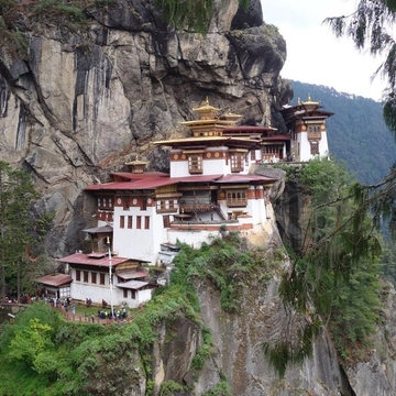 Bhutan (14 Days / 13 Nights)