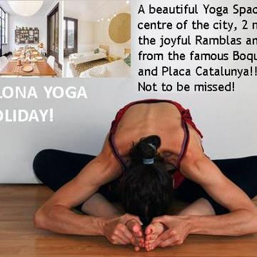 Yoga Retreat Barcelona