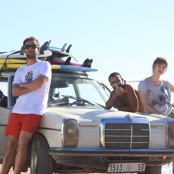 Surf and Yoga Camp in Morocco - 7 nights