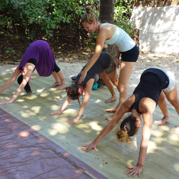 200 Hours Yoga Teacher Training India