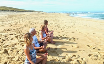 Yoga & Meditation Retreat Byron Bay